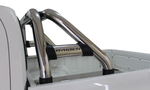Toyota Hilux Stainless Steel Sports Bar - Saftrade
