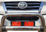 Toyota Fortuner Nudge Bar 2016+ - Saftrade