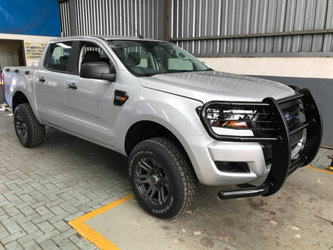 Ford Ranger Wrap Around Bull Bar - Saftrade