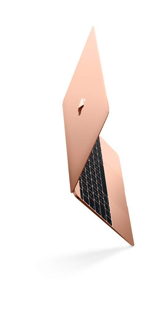 Apple MNYN2LL/A 12in MacBook, Retina, 1.3GHz Intel Core i5 Dual Core Processor, 8GB RAM, 512GB SSD, Mac OS, Rose Gold (Newest Version)