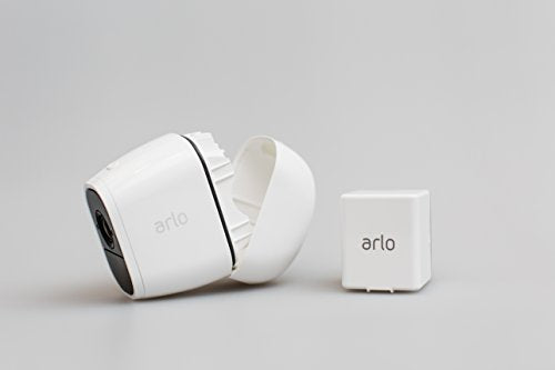 Arlo Pro 2 (1) Add-on Camera | Rechargeable, Night vision, Indoor/Outdoor, HD Video 1080p, Two-Way Talk, Wall Mount | Cloud Storage Included | Works with Arlo Pro Base Station (VMC4030P)
