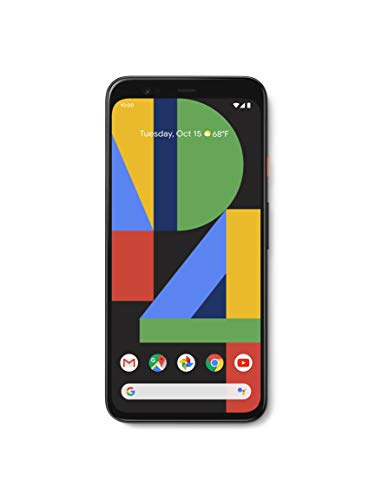 Google Pixel 4 XL - Just Black - 64GB - Unlocked