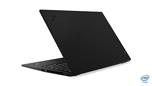 Lenovo ThinkPad X1 Carbon 7th Gen : 14-Inch fhd IPS Screen, 16GB RAM, 512GB Nvme SSD, Win 10 Pro, i7-8565U, Black