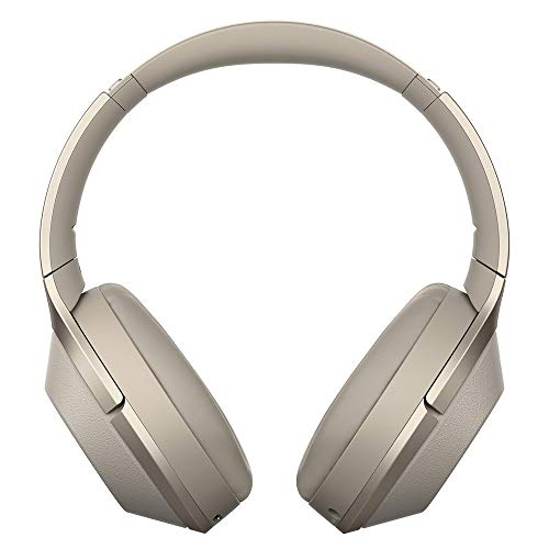 SONY Wireless noise canceling stereo headset WH-1000XM2 NM (CHAMPAGNE GOLD)(International version/seller warrant) (Renewed)