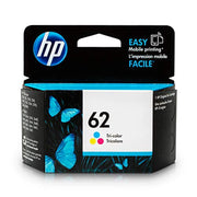 HP 62 C2P06AN#140 Ink Cartridge Tri-color C2P06AN