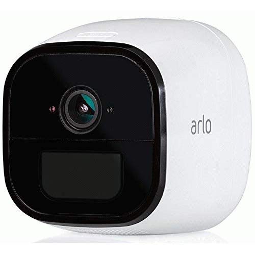 Arlo Go Mobile HD Security Camera with T-Mobile Data Plan | Cellular LTE Outdoor Camera for Trial | Game Hunting | Parking Lot | Construction Site | Home Security Remote Monitoring