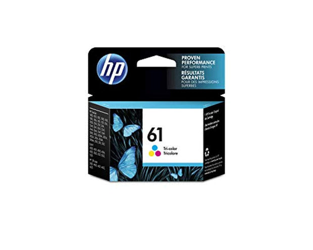 HP 61 CH562W#140 Ink Cartridge Tri-color CH562WN