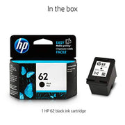 HP 62 C2P04AN#140 Ink Cartridge Black C2P04AN