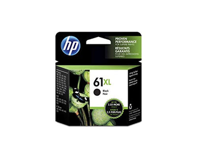 HP 61XL CH563WN#140 Ink Cartridge Black CH563WN