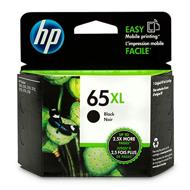 HP 65XL N9K04AN#140 Ink Cartridge Black N9K04AN