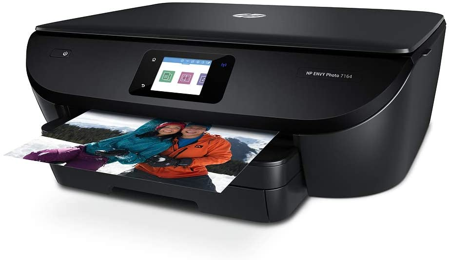 HP Envy Photo 7164 All in One Photo Printer with Wireless Printing, Instant Ink Ready, K7G99A (Renewed)