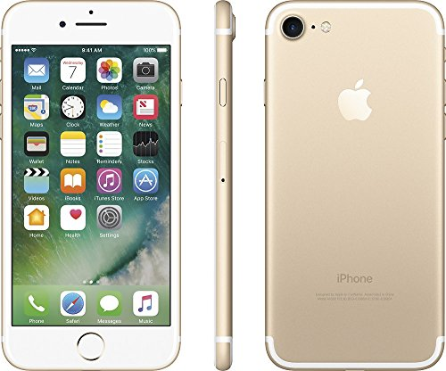 Apple iPhone 7, 32GB, Gold - For AT&T / T-Mobile (Renewed)