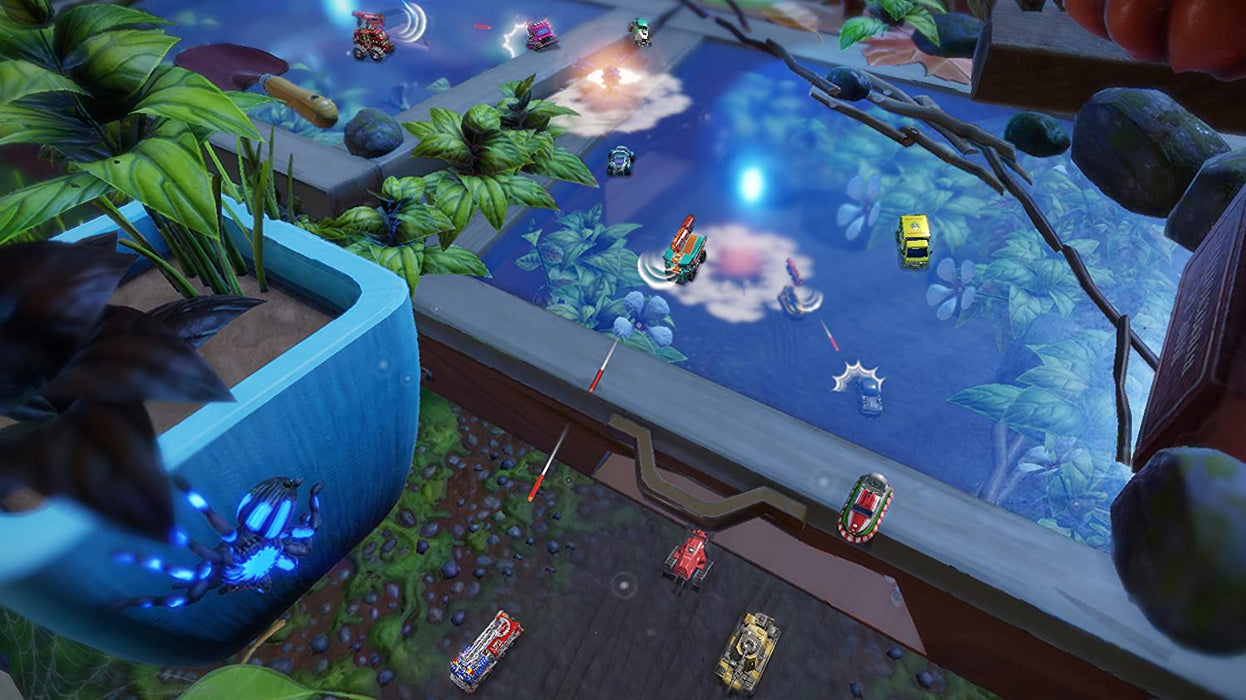 Micro Machines World Series Twister Parent
