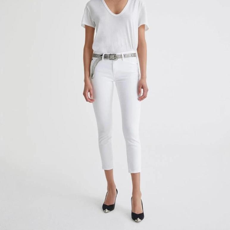 AG Jeans The Prima Crop Jean