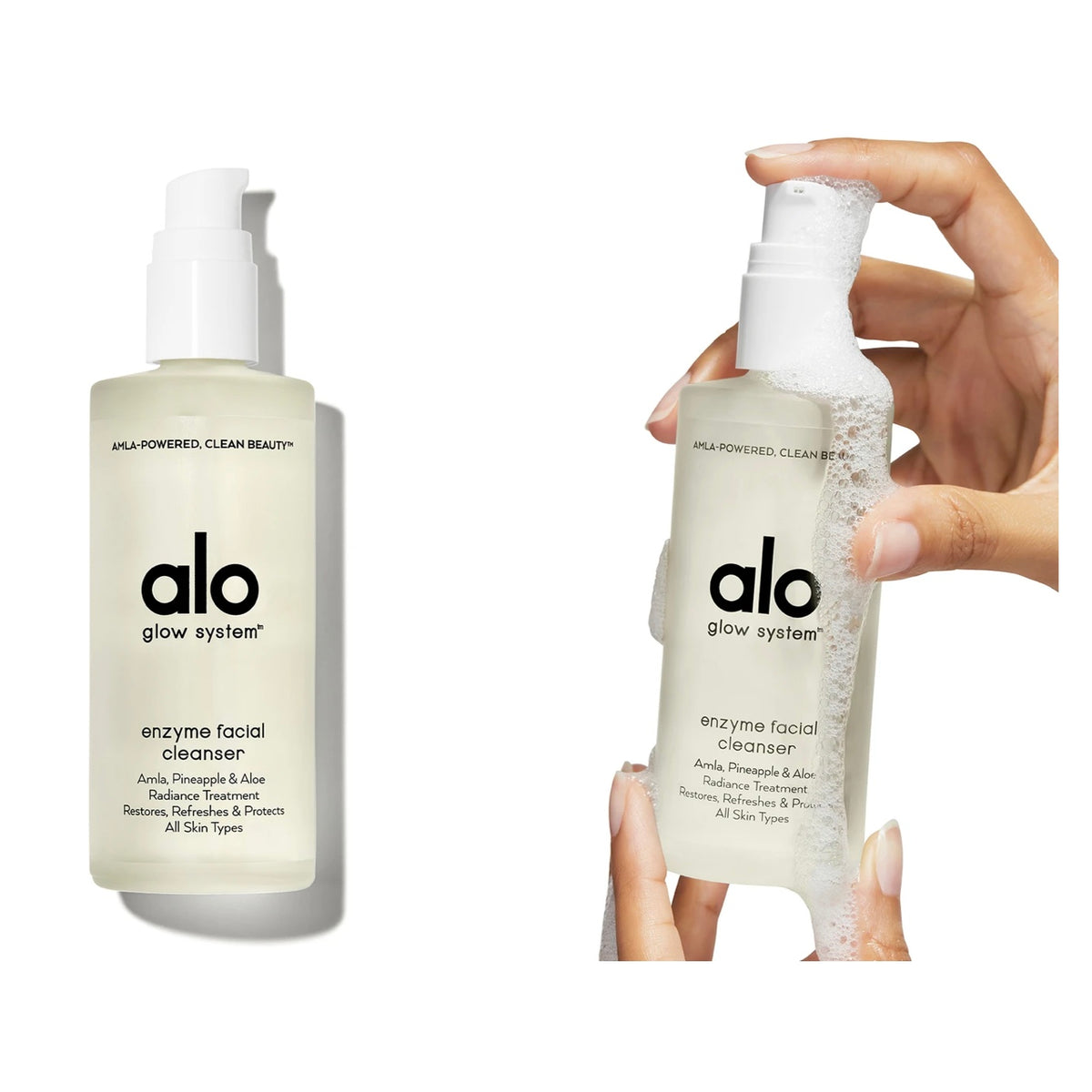 Alo Enzyme Facial Cleanser