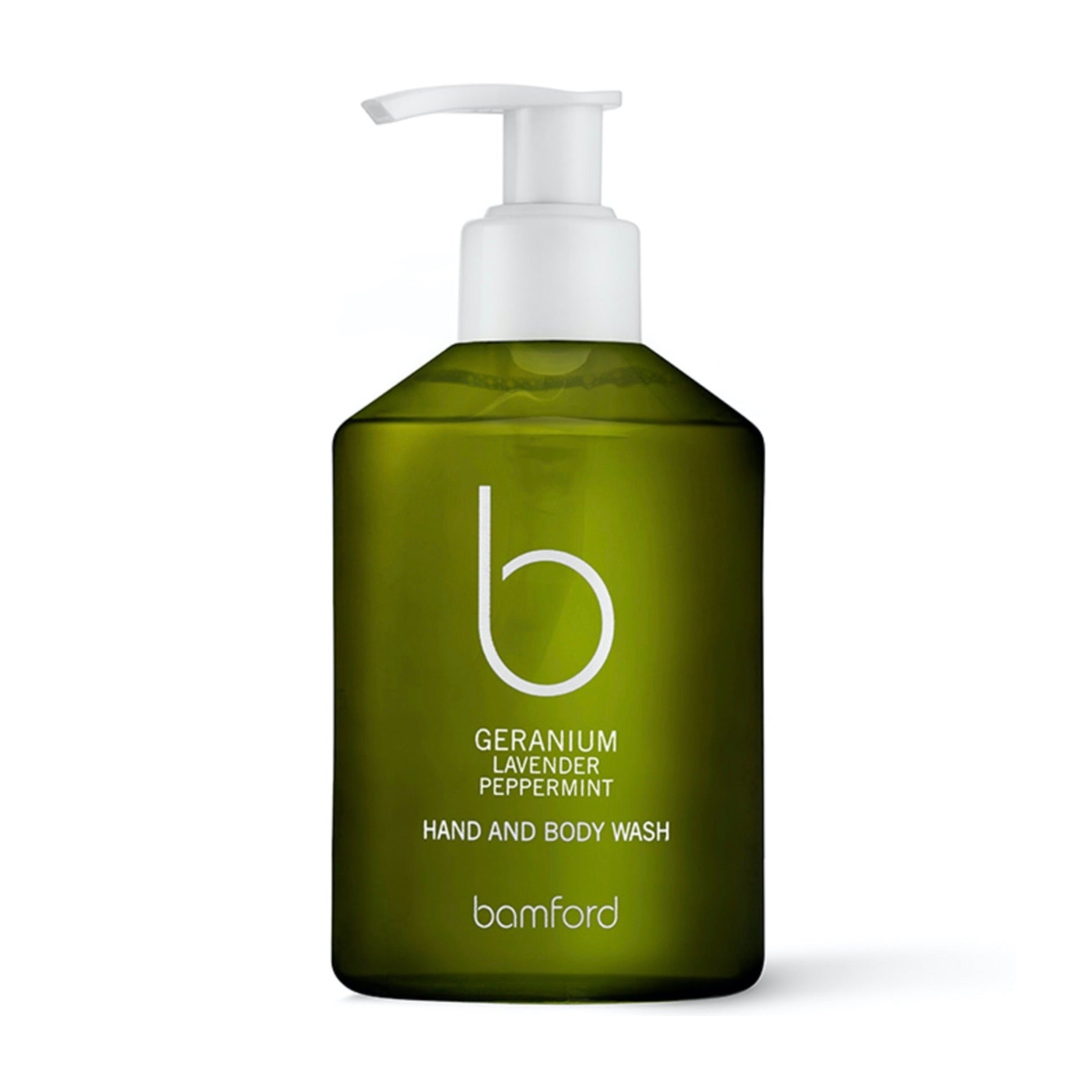 Bamford Hand and Body Wash - Geranium