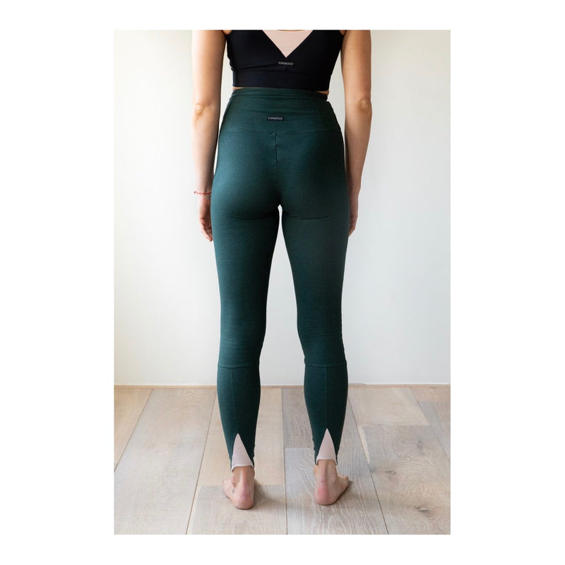 Evamoso Moso Bamboo and Organic Cotton Leggings