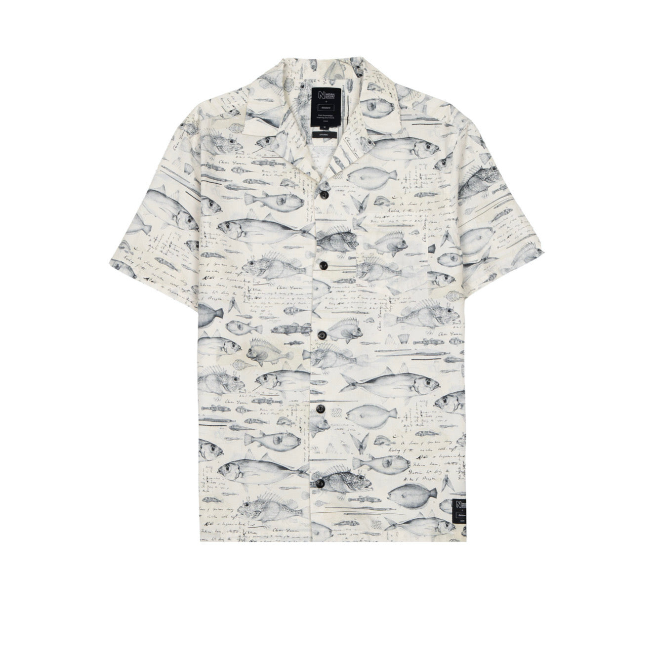 Finisterre Darwin Short Sleeved Shirt
