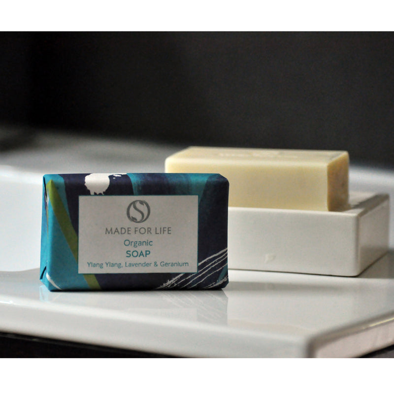 Made for Life Organics Ylang Ylang Soap