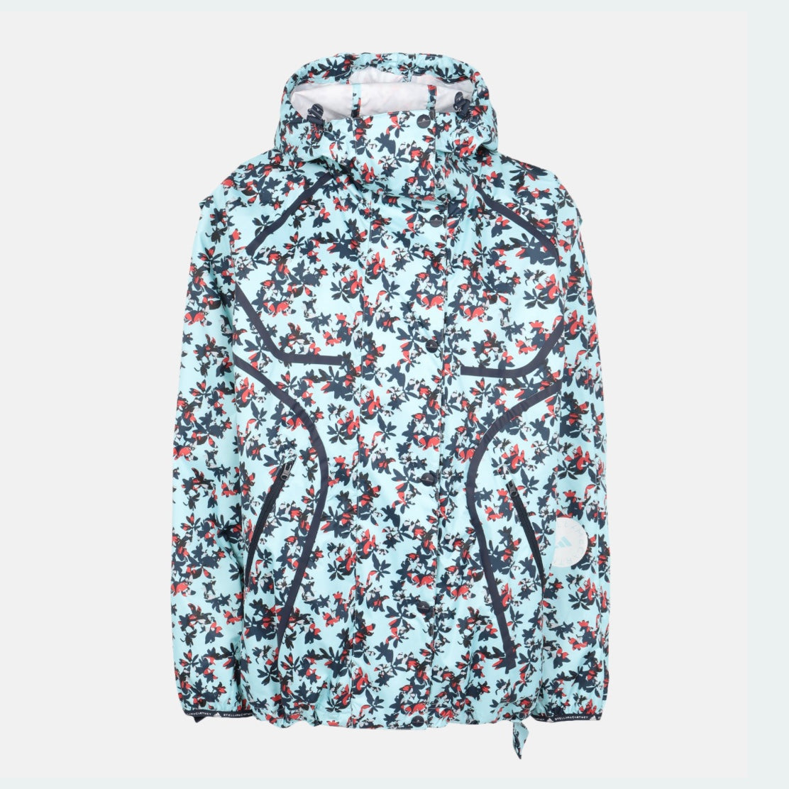 Stella McCartney / Adidas TruePace Printed Running Jacket