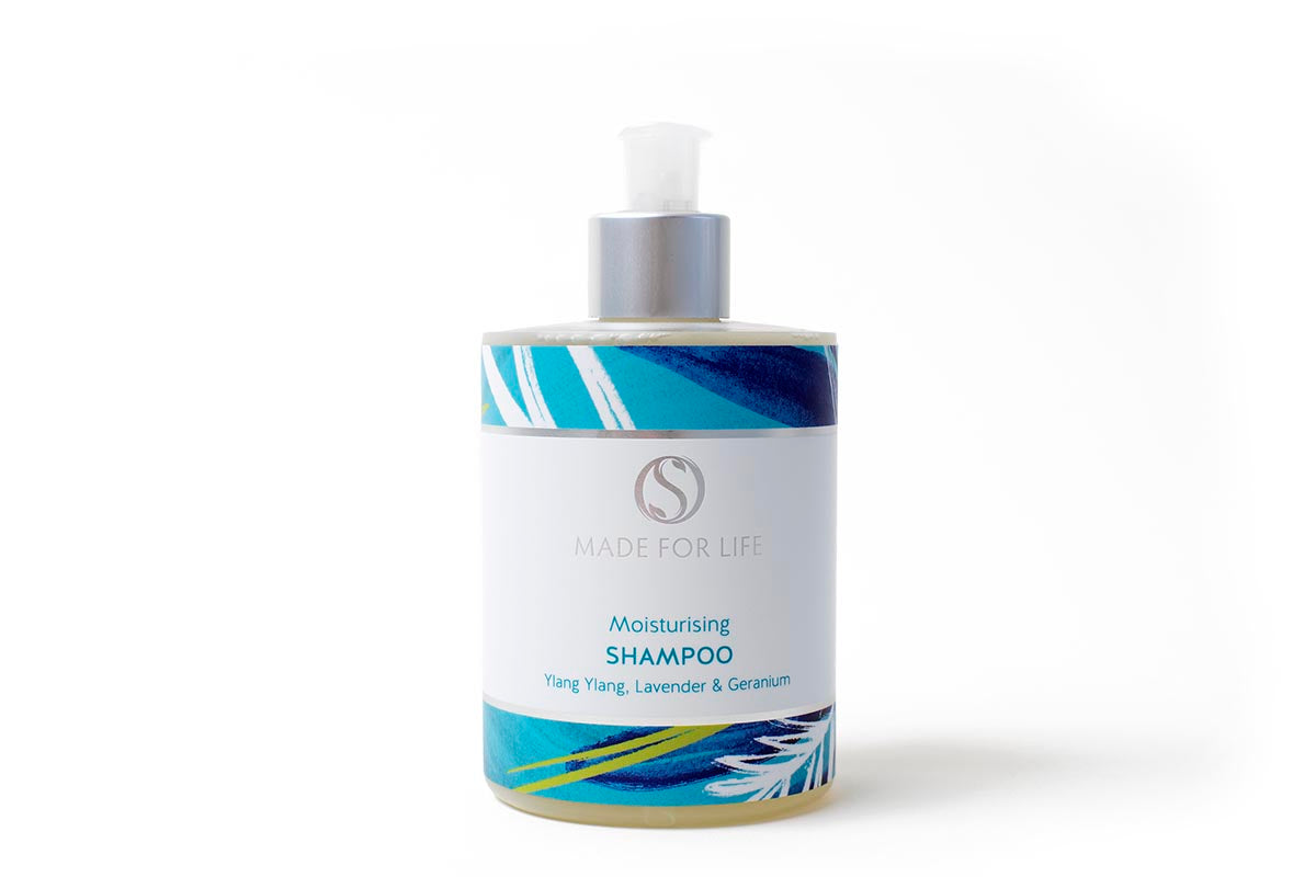 Made For Life Organics Shampoo