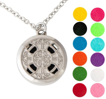 Necklace DIffuser Without Oils (Alloy)