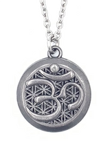 Necklace DIffuser Without Oils (Alloy) - Dream Essentials LLC.