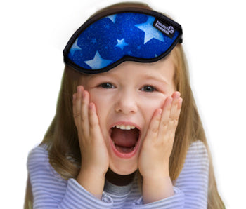 Hush Children's Sleep Mask - Made in the USA - Dream Essentials LLC.