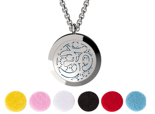 Necklace Diffusers Without Oils (Stainless Steel)