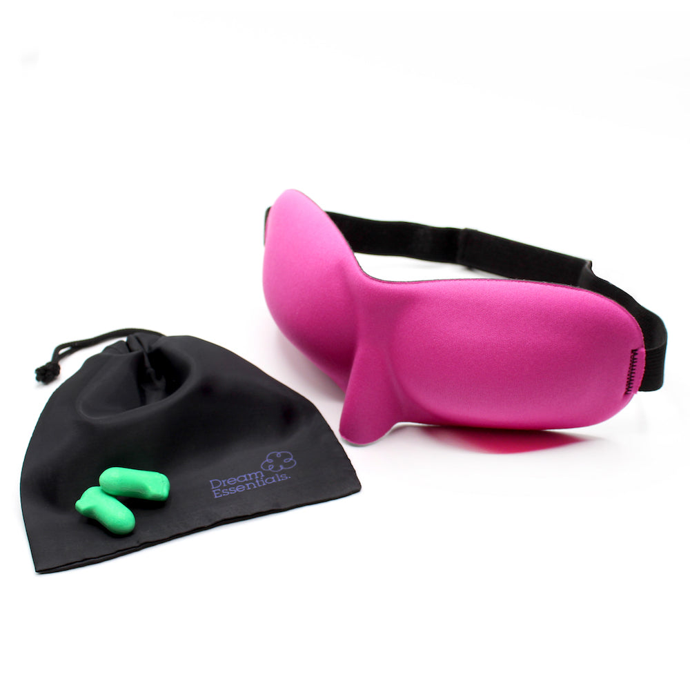 Sweet Dreams Sleep Mask Kit (4 Colors) - Dream Essentials LLC.