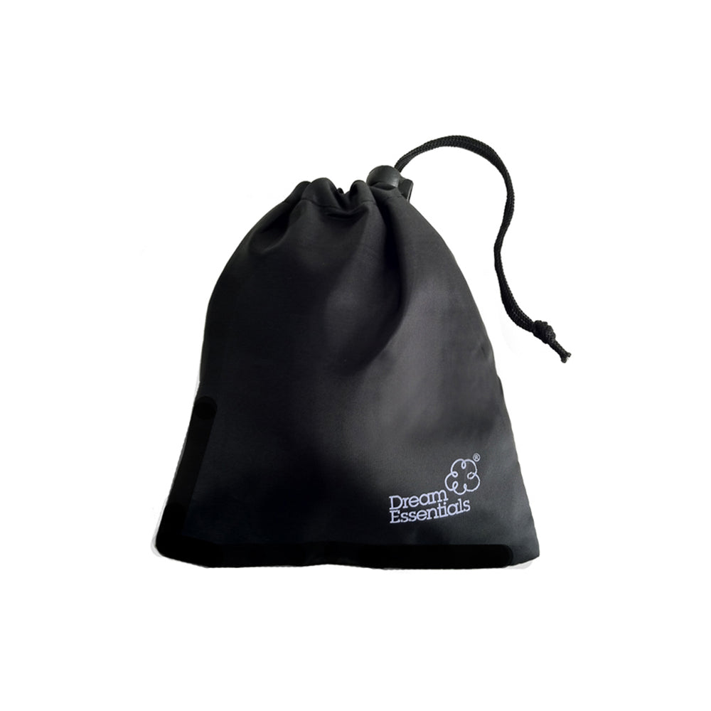 Drawstring Carry Pouch for Sleep Masks - Dream Essentials LLC.