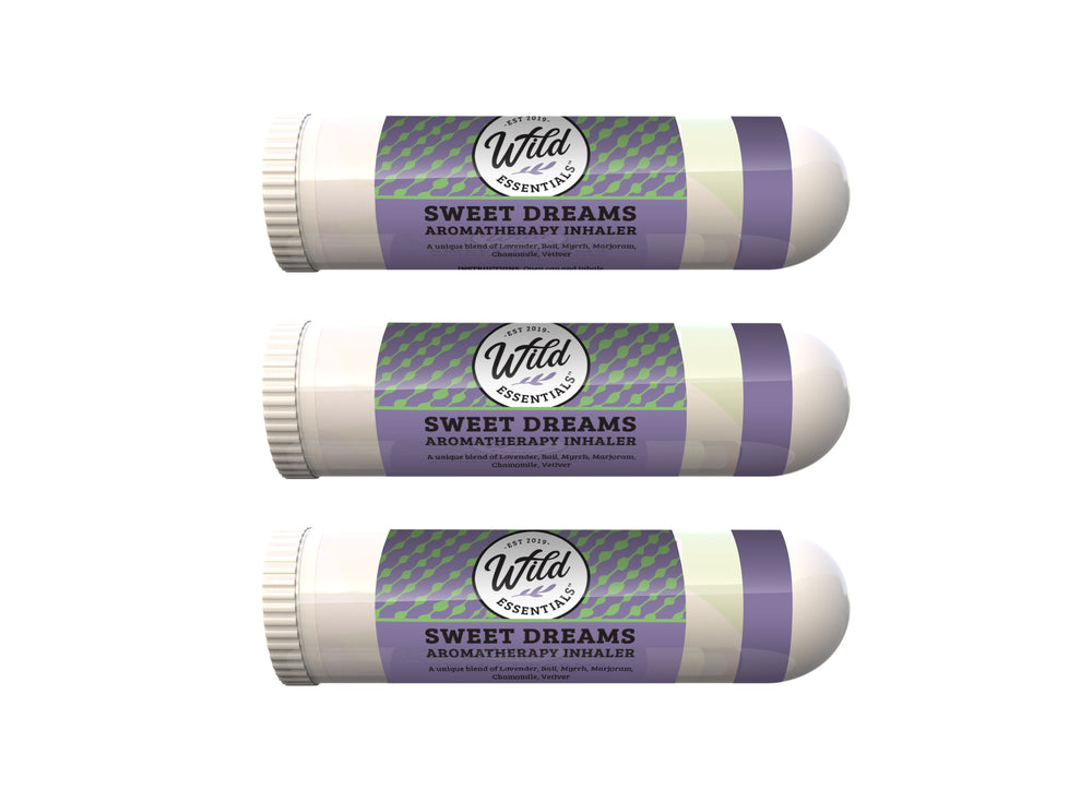 Aromatherapy Inhalers (14 Varieties) - Dream Essentials LLC.