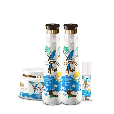 Coconut Liss - Home Care Kit-Home Care Kit-Vitta Gold