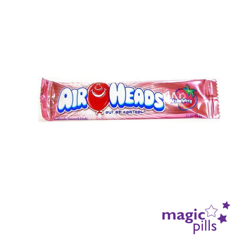 Air heads strawberry - bonbon goût fraise