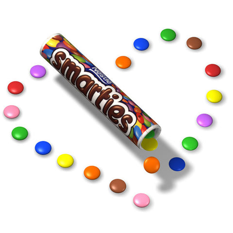 Bonbons smarties - Magic pills : vente de bonbons en ligne