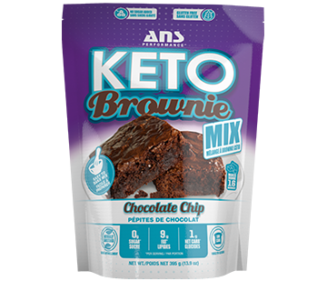 KETO BROWNIE MIX