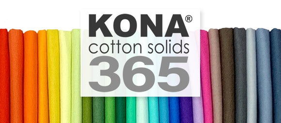 Kona Cotton Solids - Robert Kaufman