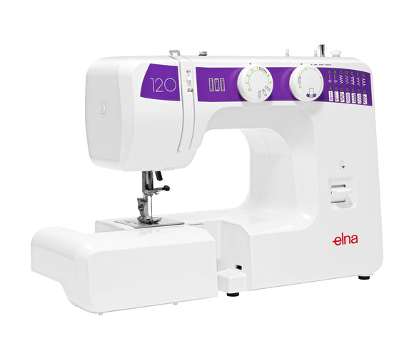 NEW! Elna Explore 120 Mechanical Sewing Machine - Only 3 In Stock!