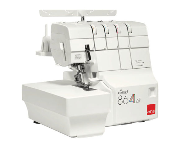 SALE - Elna 864AIR Air Threading Serger - ONLY 1 AVAILABLE