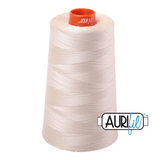 Aurifil Cotton Mako Thread - Light Beige (2310) - Cone (5900 m/6452 yd)