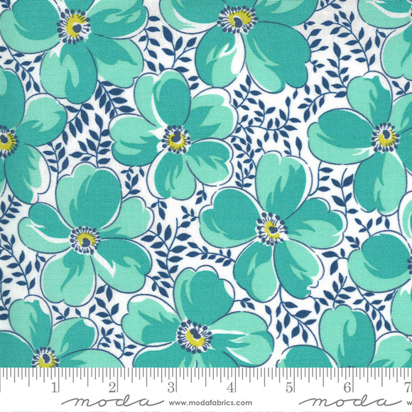 Cloud (23330 11) - Flowers For Freya by Linzee Kull McCray for Moda Fabrics