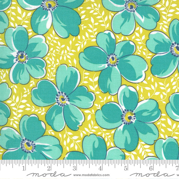 Sprout (23330 16) - Flowers For Freya by Linzee Kull McCray for Moda Fabrics