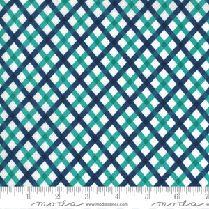 Bluebird (23335 22) - Flowers For Freya by Linzee Kull McCray for Moda Fabrics