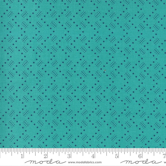 Pond (23337 14) - Flowers For Freya by Linzee Kull McCray for Moda Fabrics