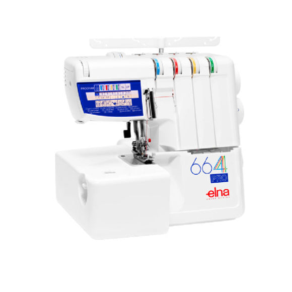 SALE - Elna 664PRO Serger - Arrives Late January/ Early February - CLICK TO JOIN THE WAITING LIST