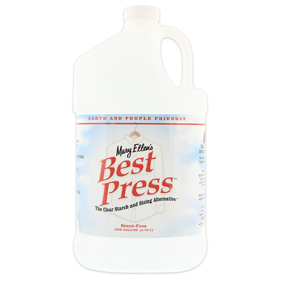 Unscented - Mary Ellen's Best Press Starch Alternative - 3.97 L (1 Gallon) Refill - LOCAL PICK UP ONLY