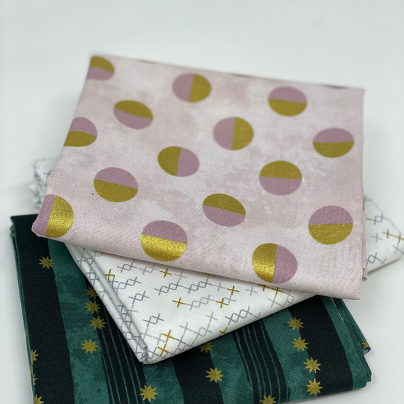 Fat Quarter/Half Metre Bundle - Canyon Creek by Nina Djuric for Northcott Fabrics - $59.99 to $119.99