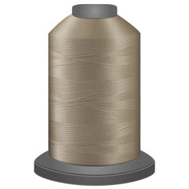 Glide Polyester Thread - Cream (20001) - King Spool (5000m/5468yd)