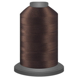 Glide Polyester Thread - Brunette (24625) - King Spool (5000m/5468yd)