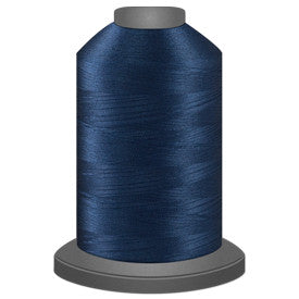Glide Polyester Thread - Navy (32965) - King Spool (5000m/5468yd)